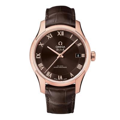 Omega - De Ville Hour Vision Co-Axial Master Chronometer