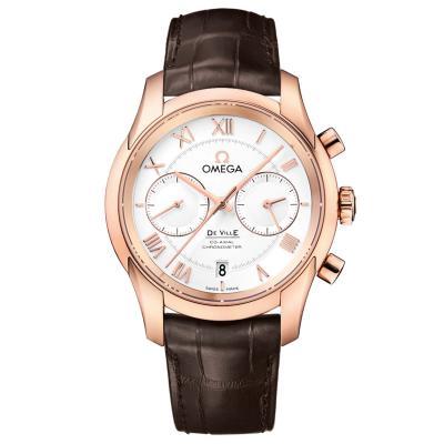 Omega - De Ville Co-Axial Chronograph 42 mm