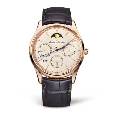 Jaeger-LeCoultre - Master Ultra Thin Perpetual Rotgold