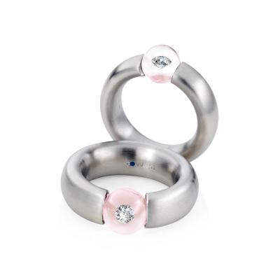 Schmuckwerk - Glasklar Ring