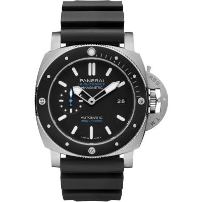 Panerai - LUMINOR SUBMERSIBLE 1950 3 DAYS AMAGNETIC AUTOMATIC TITANIO 47mm
