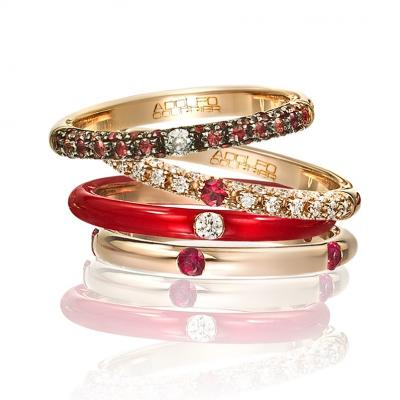 Adolfo Courrier - Collection PopJewels Rosetto