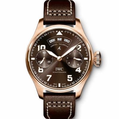 IWC - BIG PILOT'S WATCH ANNUAL CALENDAR EDITION «ANTOINE DE SAINT EXUPÉRY»