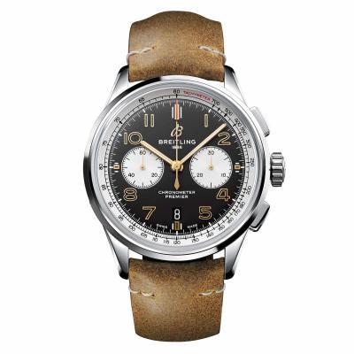 Breitling - Premier B01 Chronograph 42 Norton Edition