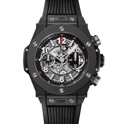 Hublot - Big Bang Unico Black Magic