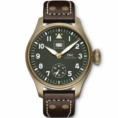 "IWC - Big Pilot's Watch Big Date Spitfire Edition ""Mission Accomplished"""