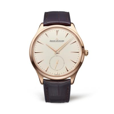 Jaeger-LeCoultre -  Master Ultra Thin Small Second Rotgold