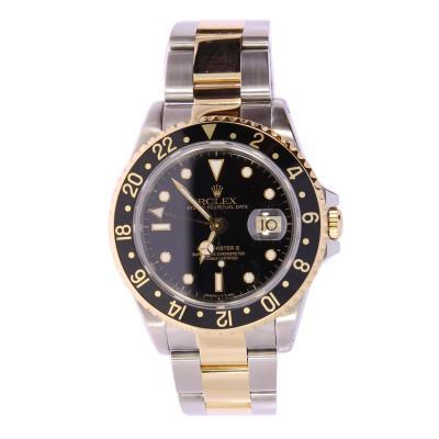 Weber Vintage-Uhren - Rolex GMT II