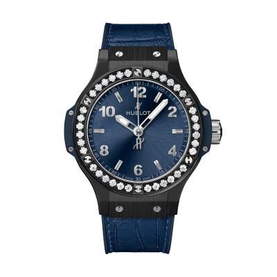 Hublot - Hublot - Big Bang Ceramic Blue Diamonds