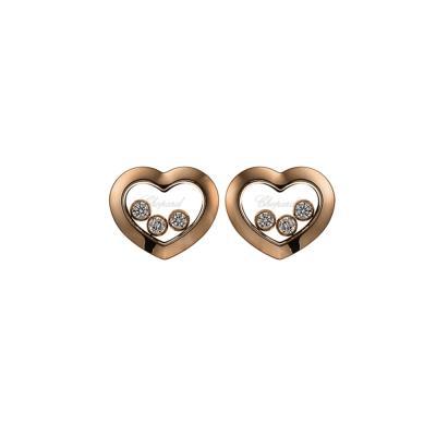 Chopard - Happy Diamonds Icons Ohrstecker