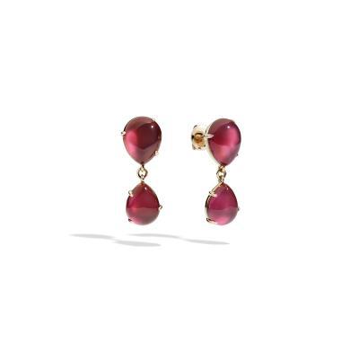 Pomellato - Ohrringe Rouge Passion