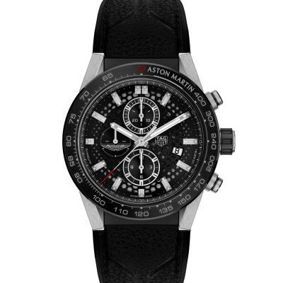 TAG Heuer - Carrera Calibre Heuer 01 Aston Martin Limited Edition