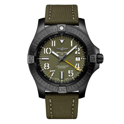 Breitling - Avenger Automatic GMT 45 Night Mission Limited Edition