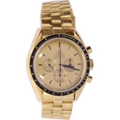 Weber Vintage-Uhren - Omega Speedmaster Professional Moonwatch