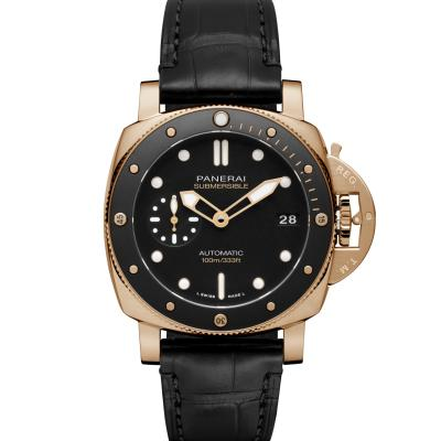 Panerai - LUMINOR SUBMERSIBLE 1950 3 DAYS AUTOMATIC ORO ROSSO