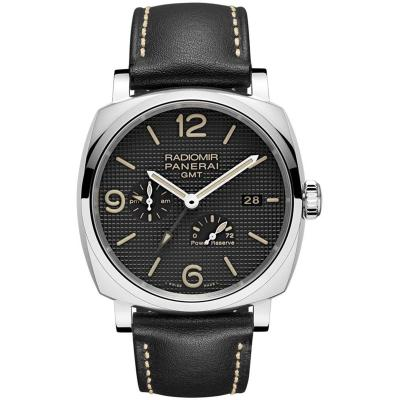 Panerai - RADIOMIR 1940 3 DAYS GMT POWER RESERVE AUTOMATIC ACCIAIO – 45MM