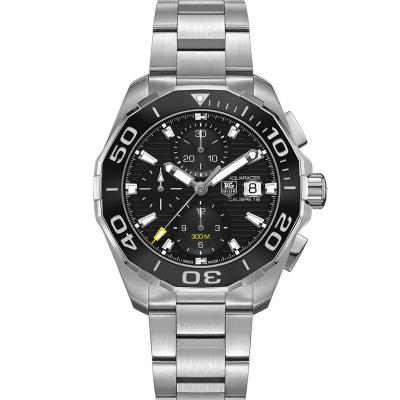 TAG Heuer - AQUARACER CALIBRE 16 DAY-DATE AUTOMATIK-CHRONOGRAPH 300 M - 43MM