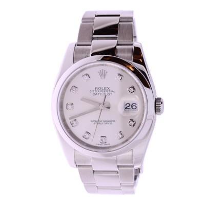Weber Vintage-Uhren - Rolex Datejust