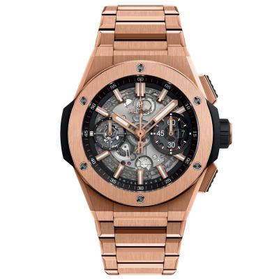 Hublot - Big Bang Unico Integral King Gold