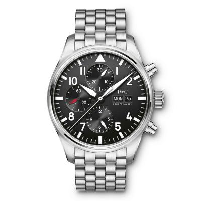 IWC - PILOT'S WATCH CHRONOGRAPH