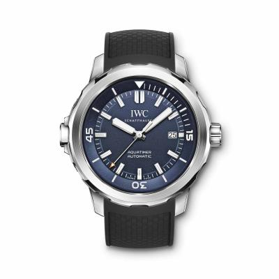 IWC - AQUATIMER AUTOMATIC EDITION «EXPEDITION JACQUES-YVES COUSTEAU»
