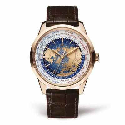 Jaeger-LeCoultre - Geophysic® Universal Time Rotgold