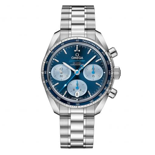 Speedmaster 38 Co-Axial Chronograph Orbis