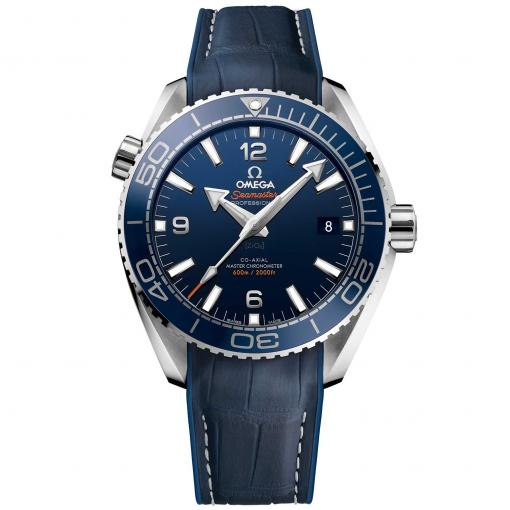 Seamaster Planet Ocean 600m Co-Axial Master Chronometer 43,5mm