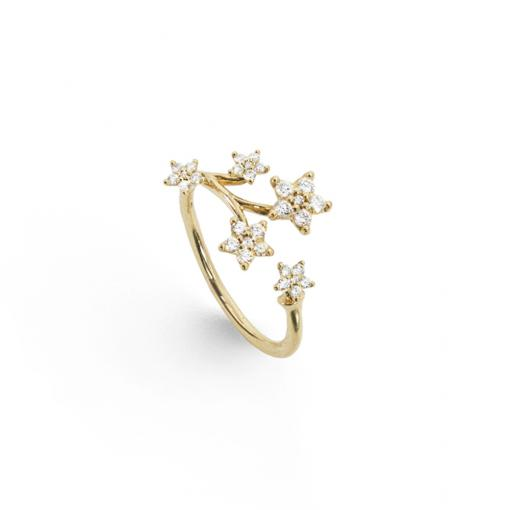 Shooting Stars Collection 21 Ring