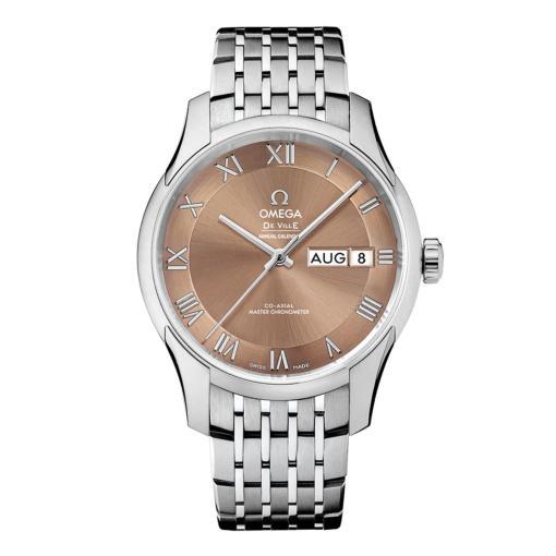 De Ville Hour Vision Co-Axial Master Chronometer Annual Calendar
