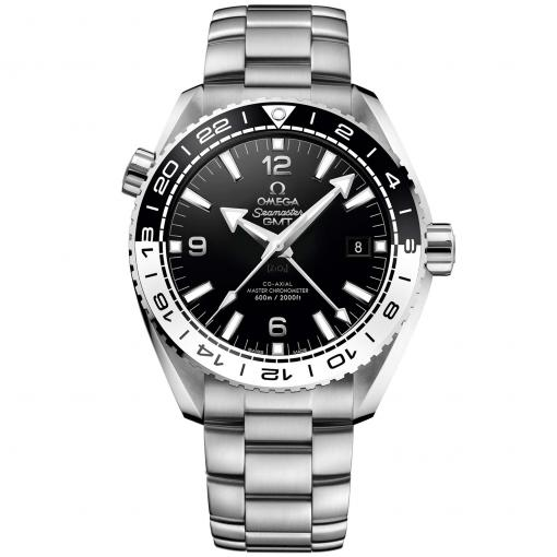 Seamaster Planet Ocean 600m Co-Axial Master Chronometer GMT 43,5mm