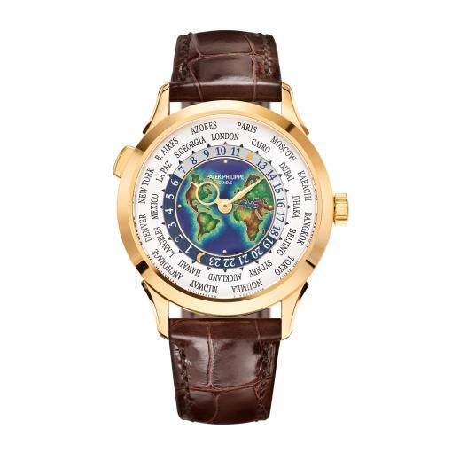 Komplizierte Uhren Weltzeituhr