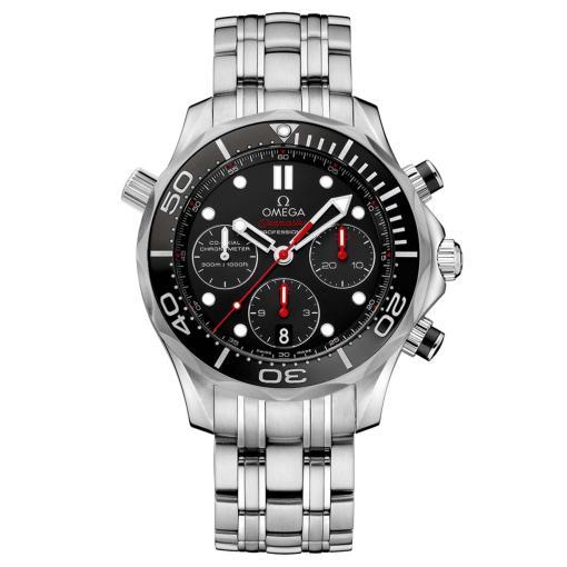 Seamaster Diver 300 m Co-Axial Chronograph