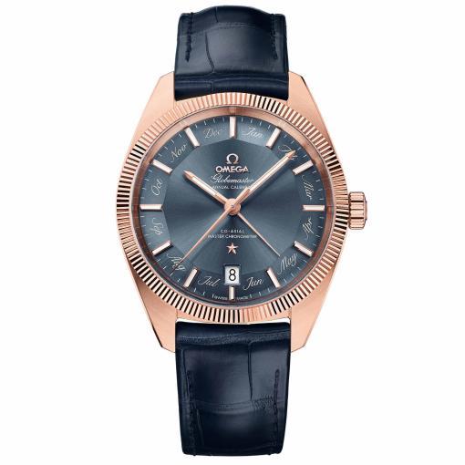 Constellation Globemaster Co-Axial Master Chronometer Annual Calendar