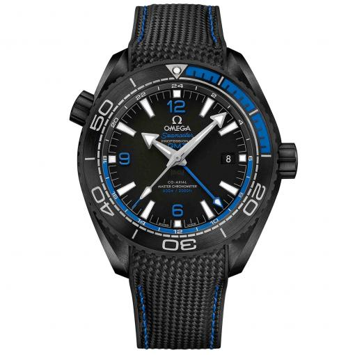 Seamaster Planet Ocean 600m Co-Axial Master Chronometer GMT 45,5mm