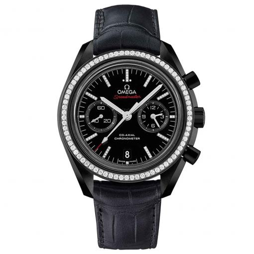Speedmaster Moonwatch Co-Axial Chronograph Dark Side of the Moon