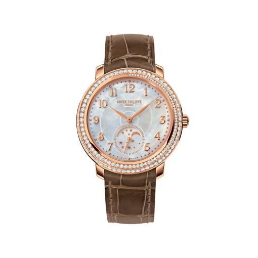 Komplizierte Uhren Diamond Ribbon Joaillerie