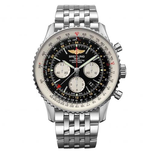 Navitimer B04 Chronograph GMT 48