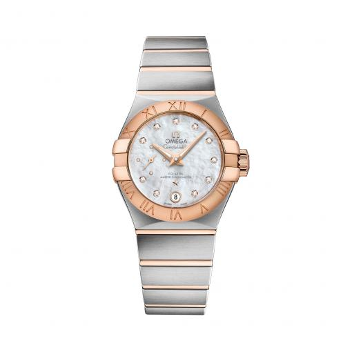 Constellation Co-Axial Master Chronometer Petite Seconde