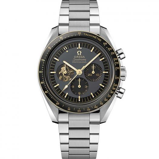 Omega - Speedmaster Moonwatch Anniversary Limited Series Apollo 11 50th Anniversary