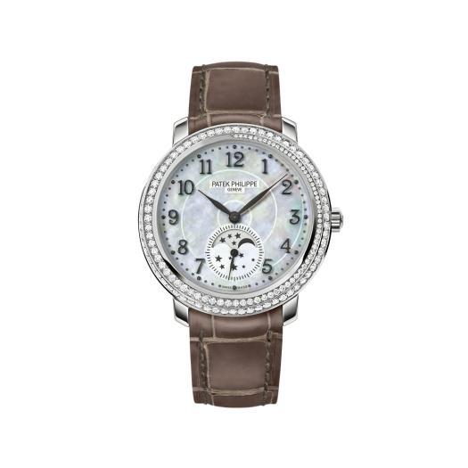 Patek Philippe - Komplizierte Uhren Diamond Ribbon Joaillerie