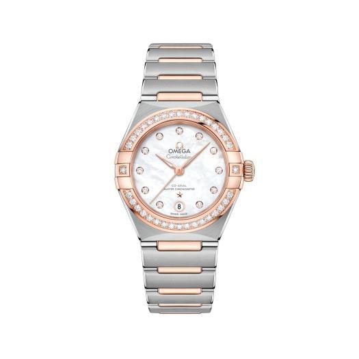 Omega - Constellation Manhattan Co-Axial Master Chronometer
