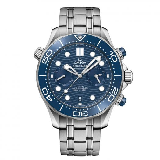 Omega - Seamaster Diver 300 M Co-Axial Master Chronometer Chronograph