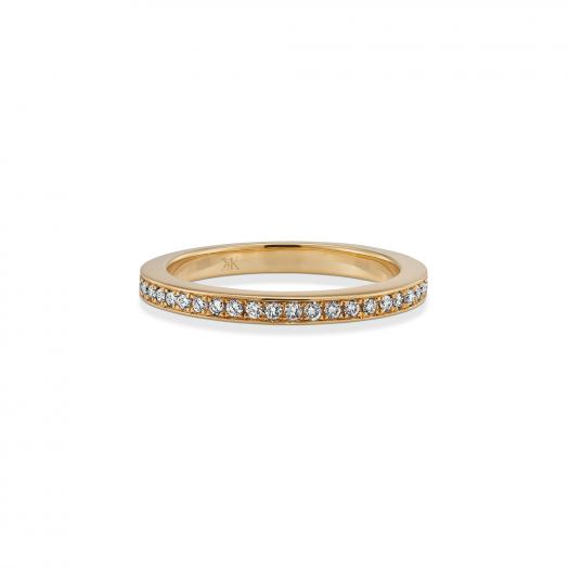 H. D. Krieger - Fancy Shapes Memoire Ring