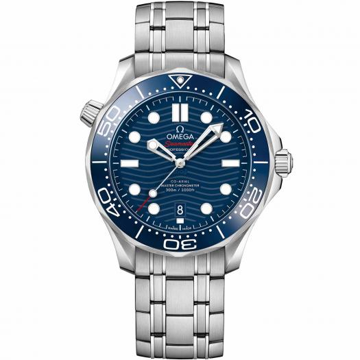 Omega - Seamaster Diver 300 M Co-Axial Master Chronometer