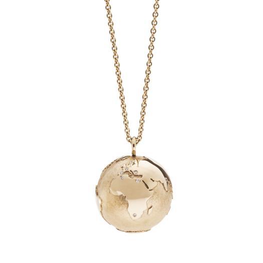 Schmuckwerk - Halskette Meine Welt