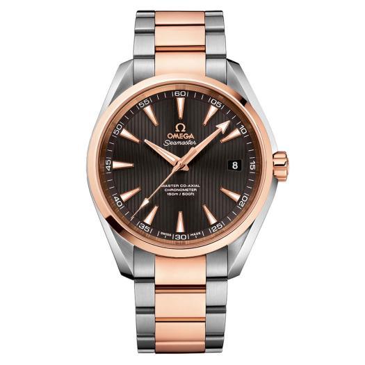 Omega - Seamaster Aqua Terra Master Co-Axial Chronometer
