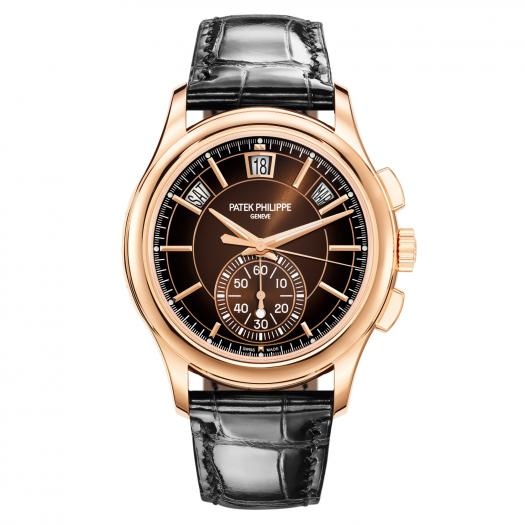 Patek Philippe - Komplizierte Uhren Flyback Chronograph Jahreskalender