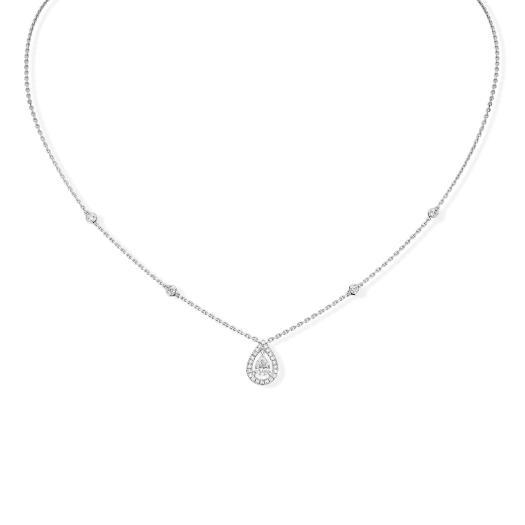 Messika - Joy Solitär-Diamant Halskette