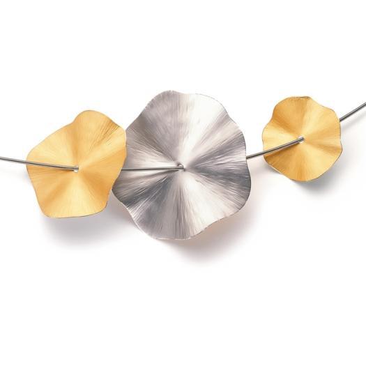 Niessing - Anhänger Blütenscheiben